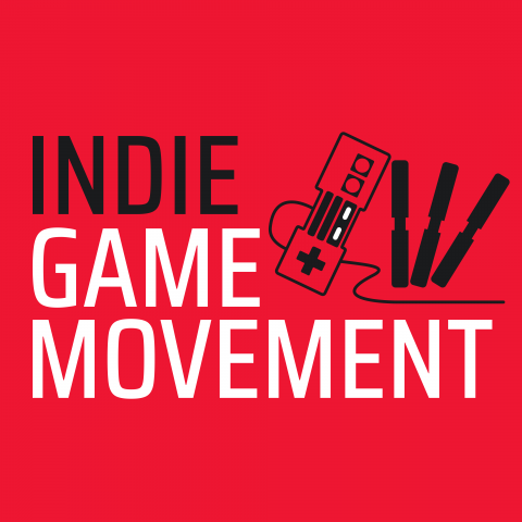 Indie Game Movement Podcast logo