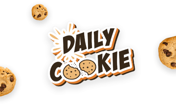 daily cookie
